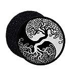 Copytec Patch Yggdrasil 27395 - Flauta Dulce (Tipo 2, árbol del Mundo)