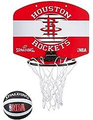 Spalding 77-663Z NBA MINIBOARD Houston Rockets Multicolore