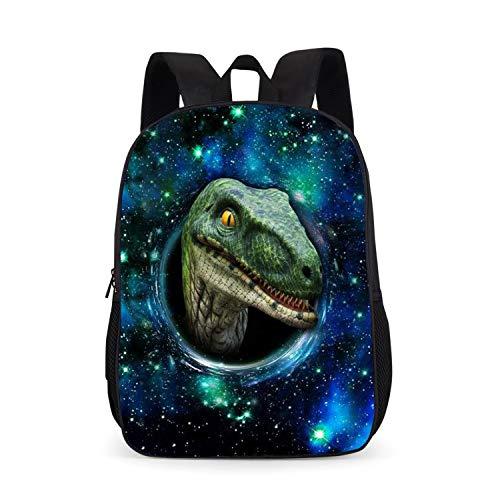 Memoryee Impresiš®n 3D Galaxy Dinosaurio Unisex