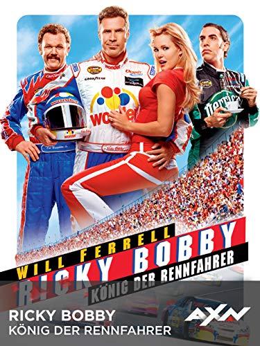 Ricky Bobby: König Der Rennfahrer