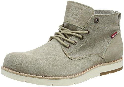 Levis Herren Jax Light Chukka Desert Boots Beige (Sand)