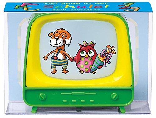 Preisvergleich Produktbild Viel Spaß mit Emily & Eddie: Klick-Fernseher