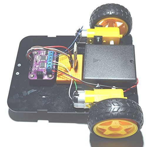 Arduino based bluetooth robot kit great introduction to