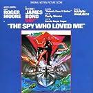 James Bond - The Spy Who Loved Me (Der Spion der mich liebte)
