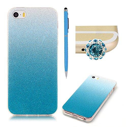 iphone-se-caseiphone-5s-5-caseskyxd-gradient-color-blue-luxury-glitter-slim-thin-premium-flexible-so
