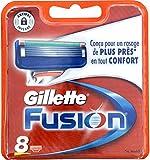 Gillette Fusion5 Ricarica di Lame per Rasoio, 8 Testine