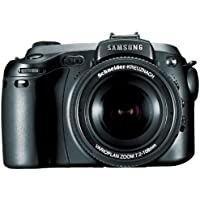 "Samsung Pro 815 Digital Camera (8.0MP , 15 x optical Zoom) Large 3.5"" LCD, with a 28 - 420mm Schneider Lens"