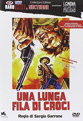 una-lunga-fila-di-croci-italian-edition