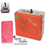 Blueberry Swar Sudha Electronic Shruti Box, Metronome and Tuner with Dust Mat