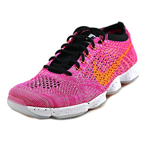 Nike Zoom Fit Agility 684984 Damen Fitnessschuhe Pink/Schwarz (PINK POW/BRIGHT CITRUS-BLACK-SPRT FUCHSIA)