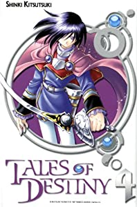 Tales of Destiny Edition simple Tome 4
