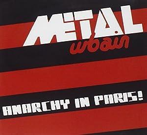 Metal Urbain - Anarchy In Paris!