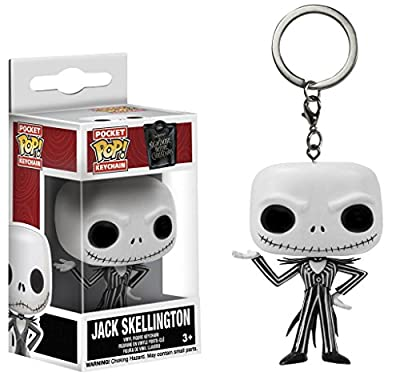 The Nightmare Before Christmas Jack Skellington Porte-Clefs