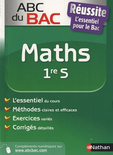 Maths 1eS