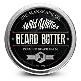 Beard Balm Conditioner For Men - Wild Wi...