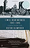 Best Nazi Germanies - I Will Bear Witness: A Diary of the Review