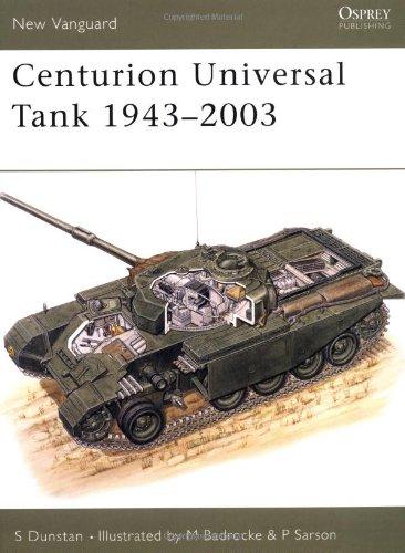 Centurion Universal Tank 1943-2003 (New Vanguard)