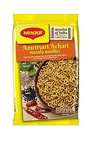 Maggi Amritsari Achari Masala Noodles, 73g (Pack of 6)