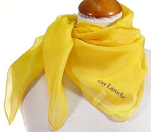 guy-laroche-panuelo-de-gasa-unido-violacion-de-color-amarillo
