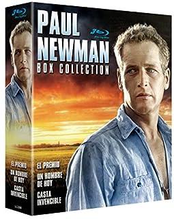Paul Newman Un Hombre De Hoy Wusa + El Premio The Prize + Casta Invencible Sometimes A Great Notion