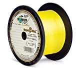 PowerPro Super 8 Slick Braided Fishing Line, 80-Pound/1500-Yard, Yellow