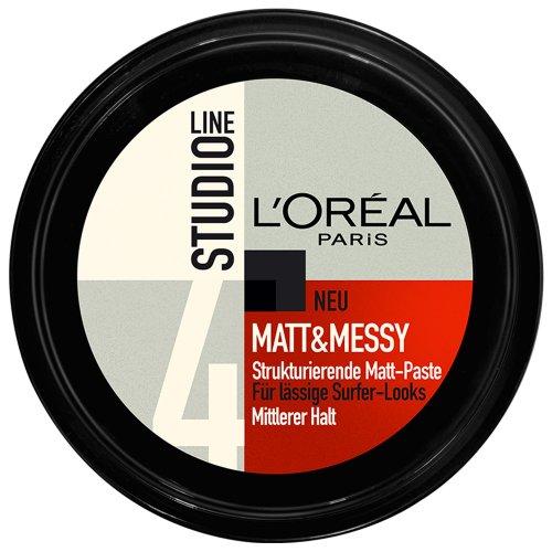 L'Oréal Paris Studio Line Matt & Messy 150 ml, 1er Pack (1 x 150 ml)