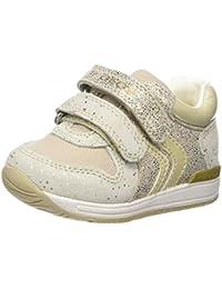 Geox B Rishon Girl B, Botines de Senderismo para Bebés
