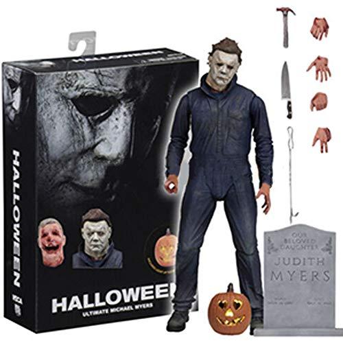 Michael Myers Halloween Dekoration - RONSHIN Dekoration Halloween NECA Halloween Ultimate