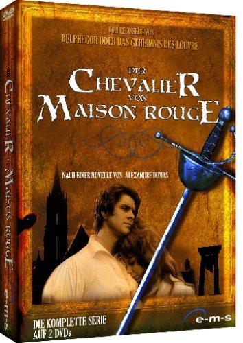 Bild von Der Chevalier von Maison Rouge (2 DVDs)