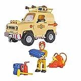 Feuerwehrmann Sam - 3-teiliges Fahrzeug Set Wallaby Geländewagen Mercury Vergleich