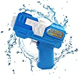 #4: Super Jelune Water Gun Soaker Squirt Toy for Kids for Swimming Party Bath Time,2 Pack