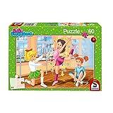 Schmidt Spiele Puzzle 56279 Bibi Blocksberg, in Der Ballettschule, 60 Teile
