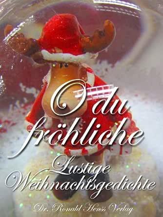 O Du Fröhliche Lustige Weihnachtsgedichte