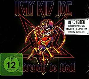 Stairway to Hell (Digipak+Bonus-Dvd)
