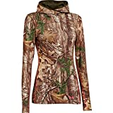 Under Armour UA Coldgear Infrared Scent Control Evo Hoody - Women's Realtree AP-Xtra / Perfection XL
