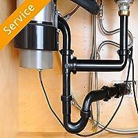 Under-Sink Water Filter Install