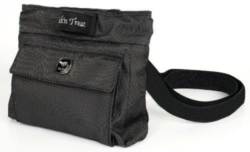 EQ dog O-9301-GRY Click\'n Treat Leckerli Tasche