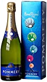Champagne Pommery Brut Royal in Lampions Geschenkpackung (1 x 0.75 l)