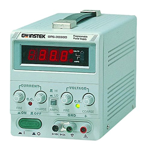GW Instek GPS-3030 Lineares Netzgerät, 1 Ausgang, DC, mit analoger Anzeige, 90 W Instek Gps