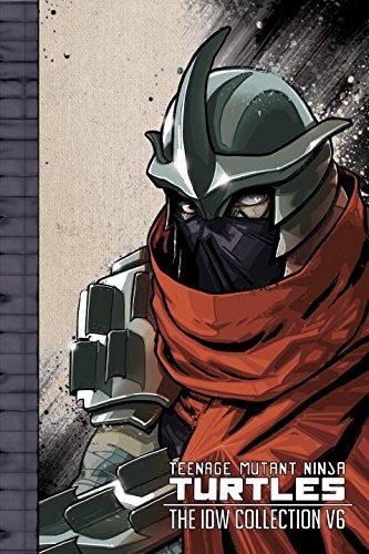 Teenage Mutant Ninja Turtles: The IDW Collection Volume (Turtles Von April Ninja)