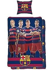 Fc barcelona ropa de cama hogar deportes y - Ropa de cama barcelona ...