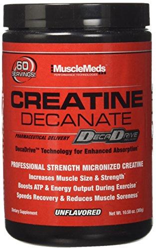 Musclemeds - Creatina Decanate 300Gr - 51qryORneRL