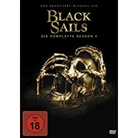Black Sails - Die komplette Season 4