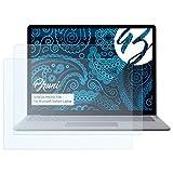 Bruni Microsoft Surface Laptop Folie - 2 x glasklare Displayschutzfolie