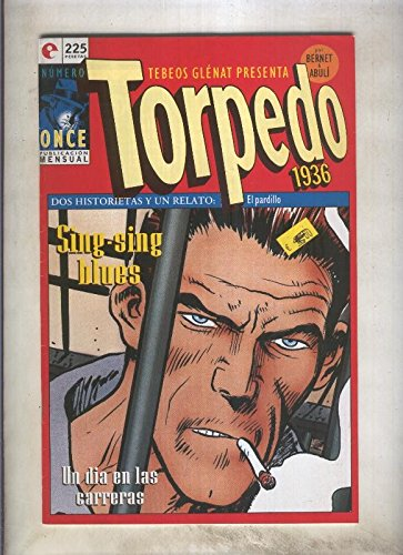 Torpedo 1936 comic book numero 11