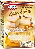 Dr. Oetker Käse Sahne Torte