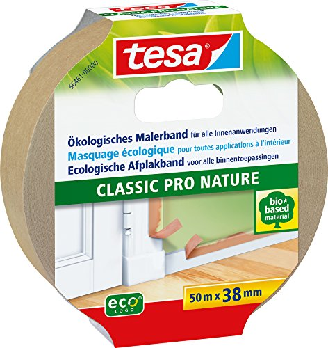 tesa-56461-masking-tapes-painters-masking-tape-interior-beige-papel-madera-acrilico-alkyd-latex