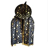 Magic Witches Cosplay Cloak Halloween Sh...