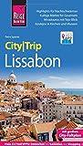 Reise Know-How CityTrip Lissabon: Reiseführer mit Faltplan und kostenloser Web-App - Petra Sparrer