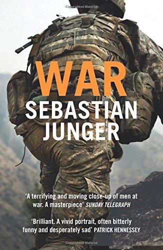 War por Sebastian Junger